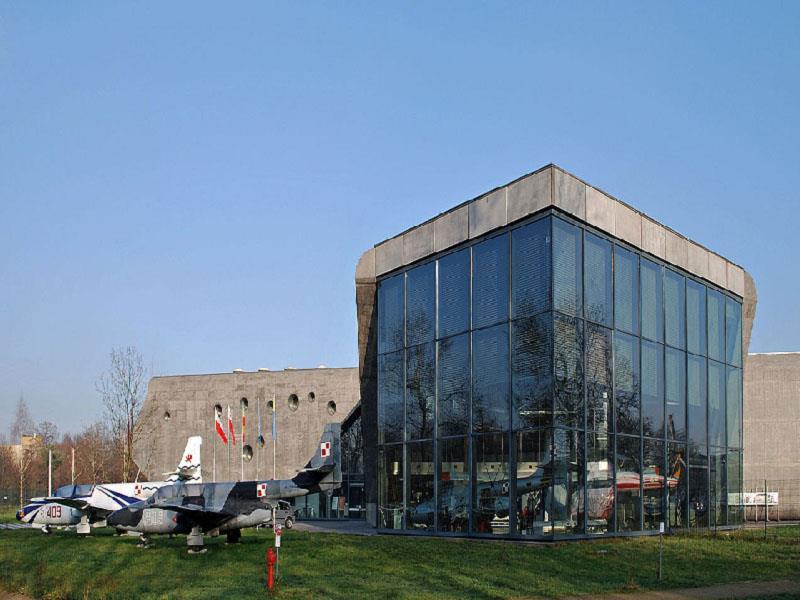 Muzeum Lotnictwa Polskiego 1