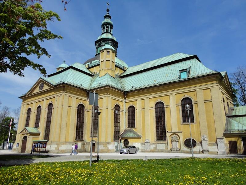 Kościół Podwyższenia Krzyża 2