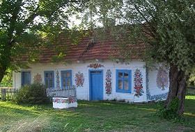 Wieś Zalipie