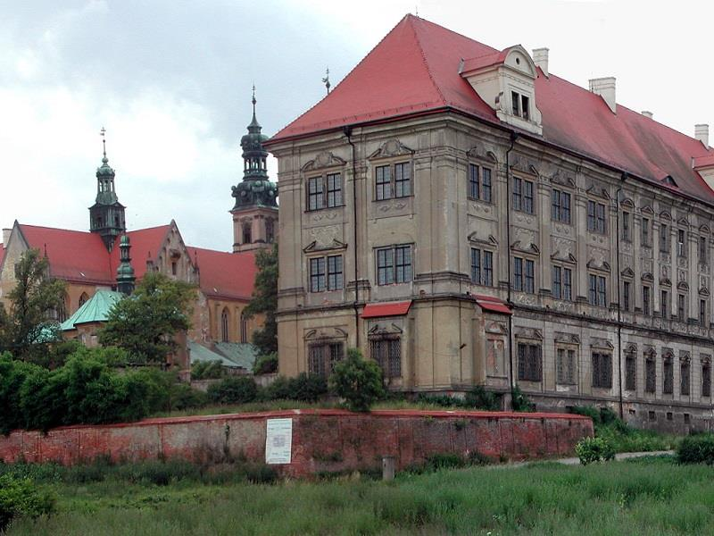 Opactwo Cystersów w Lubiążu 1
