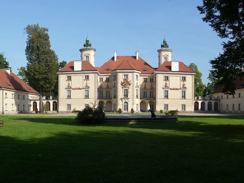 Pałac w Otwocku Wielkim 1