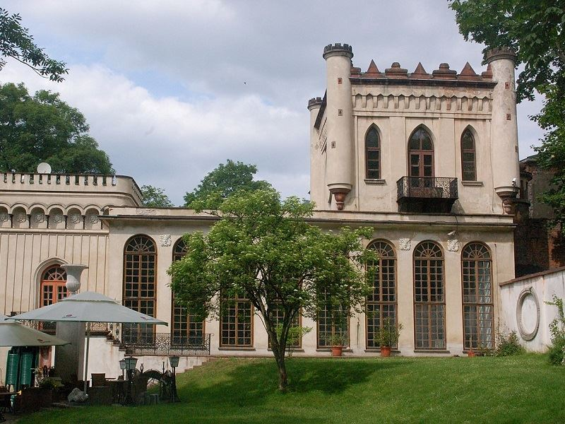 Pałac Tomasza Zielińskiego 2