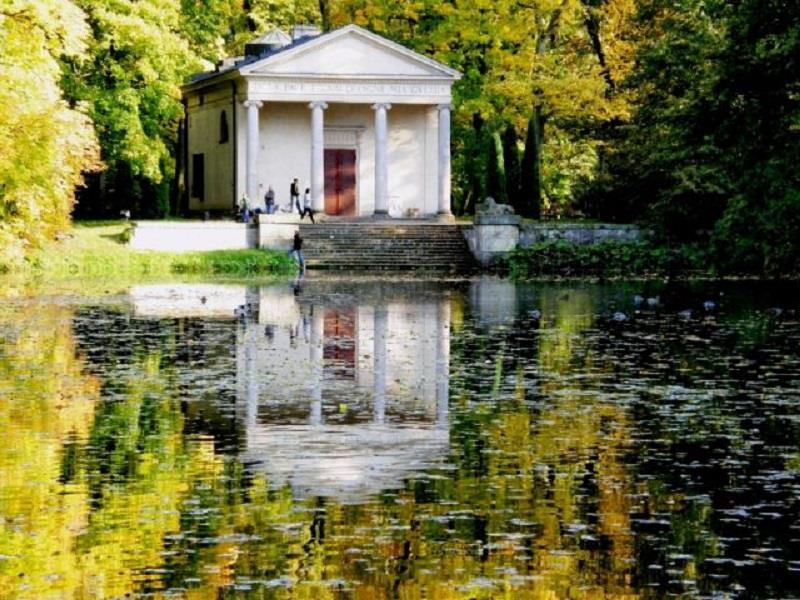 Park Romantyczny w Arkadii 1