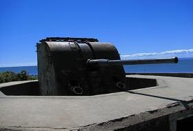 Fortyfikacje na Helu