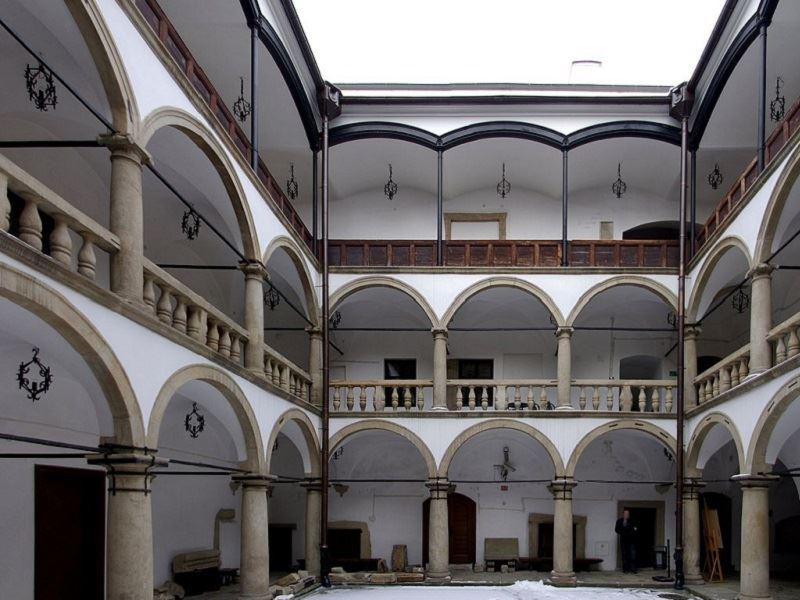 Stary Zamek w Żywcu 2