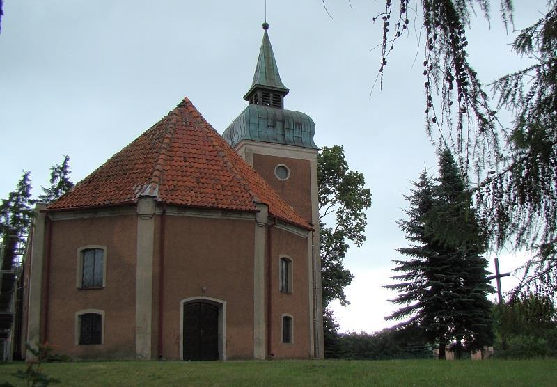 Kościół we Frednowach 1