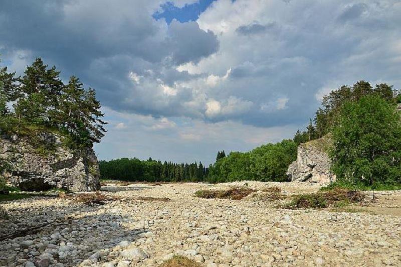 Rezerwat przyrody Przełom Białki pod Krempachami 1