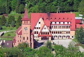 Sanktuarium w Korbielowie