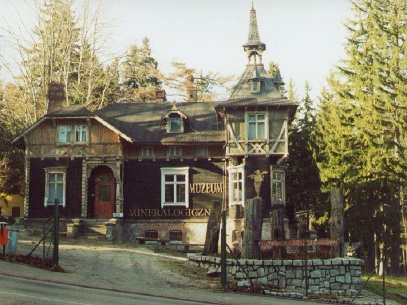Muzeum Mineralogiczne 2
