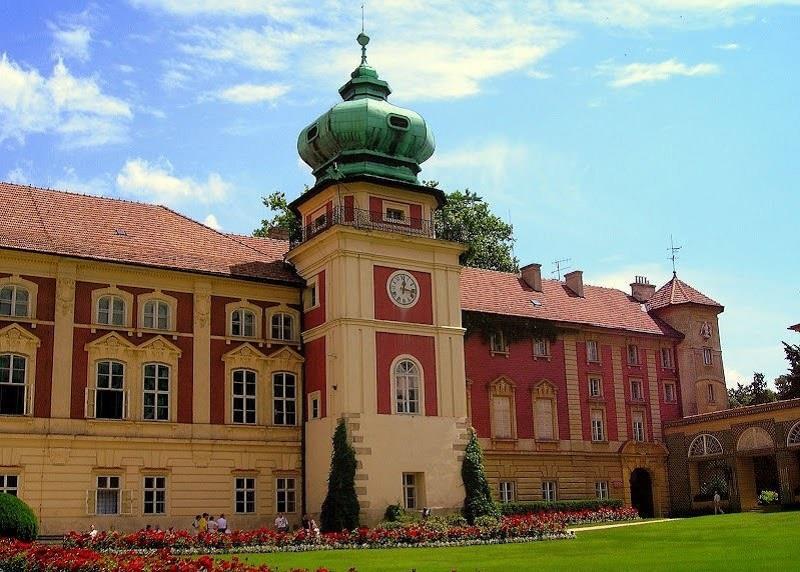 Pałac w Łańcucie 1