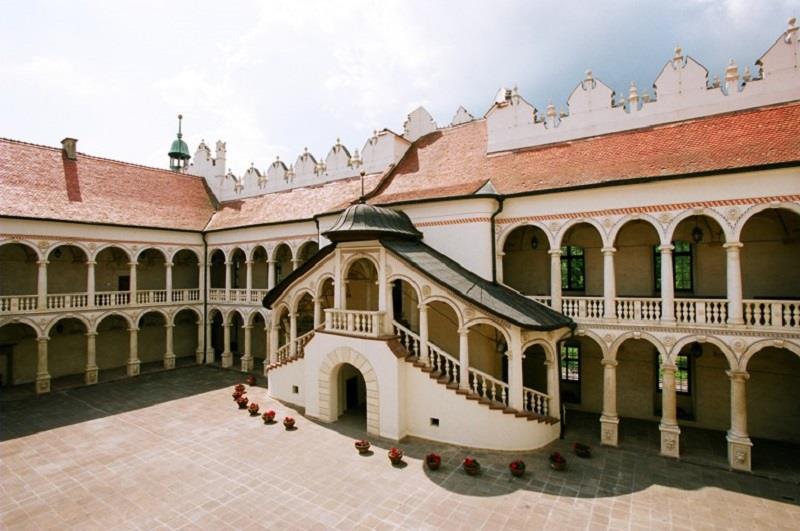 Zamek w Baranowie Sandomierskim  3