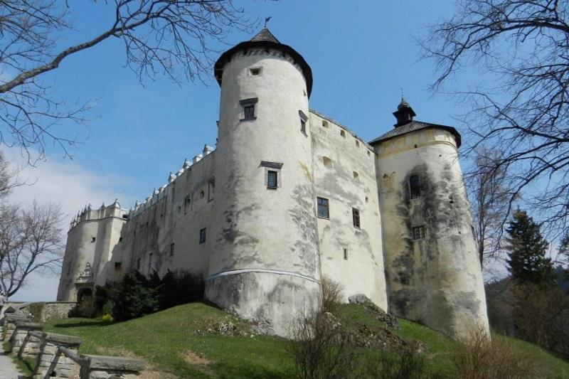 Zamek w Niedzicy 2