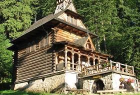 Kaplica na Jaszczurówce