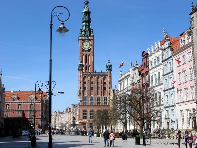 Ratusz Miasta w Gdańsku 1