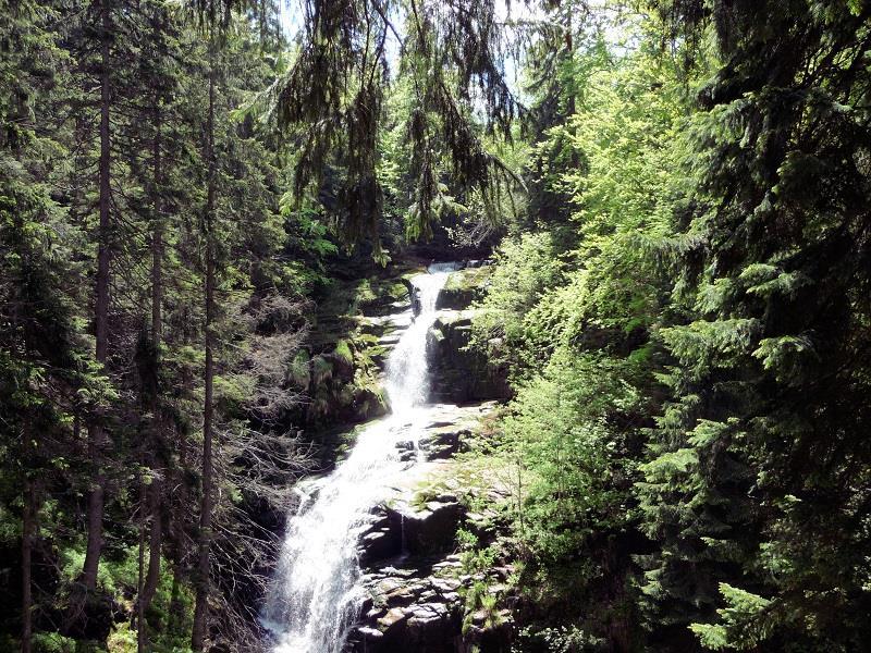 Wodospad Kamieńczyka 1