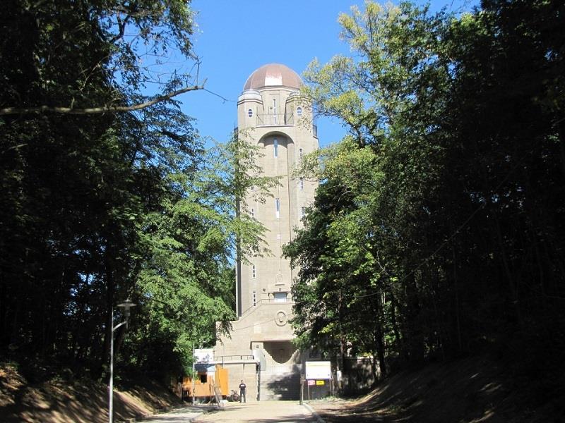 Wieża Ciśnień Bismarckturm 1