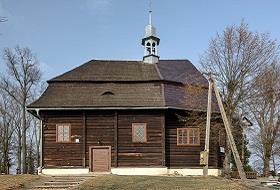 Kościół we Świętym Marku