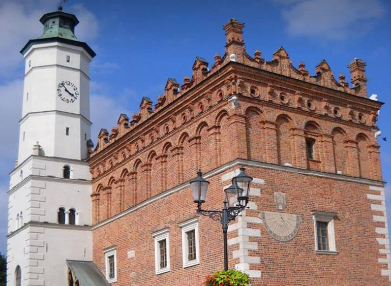 Ratusz w Sandomierzu 1
