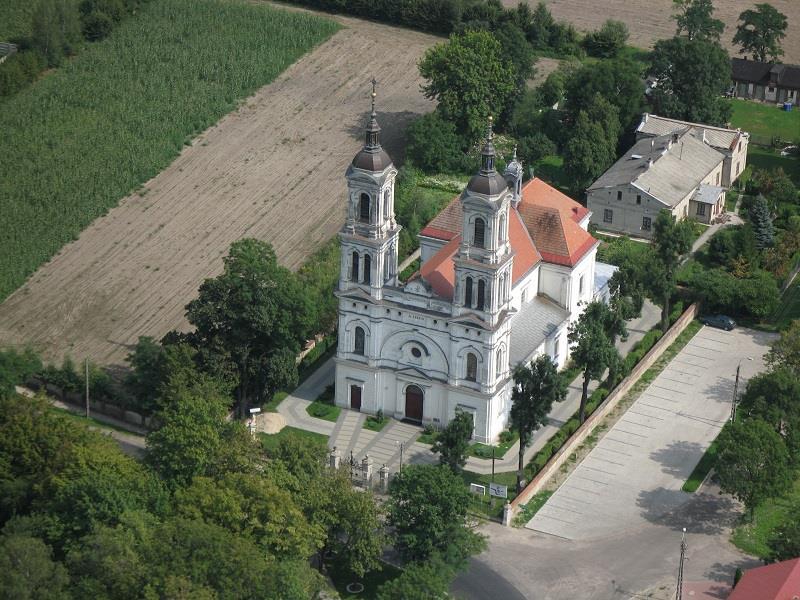 Kościół w Szymonowie 1