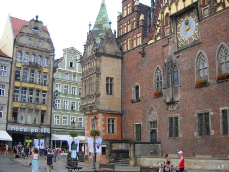 Stare Miasto we Wrocławiu  2