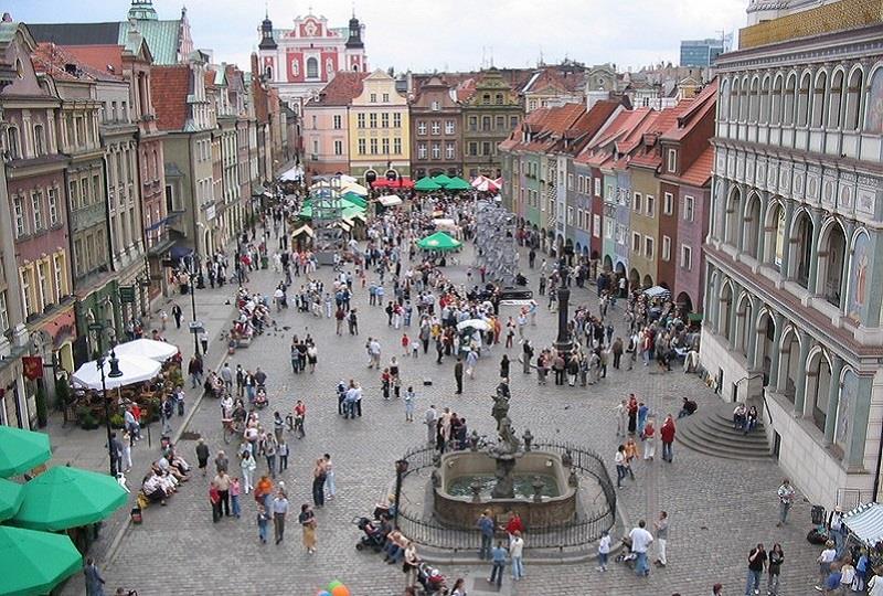 Stary Rynek w Poznaniu 1