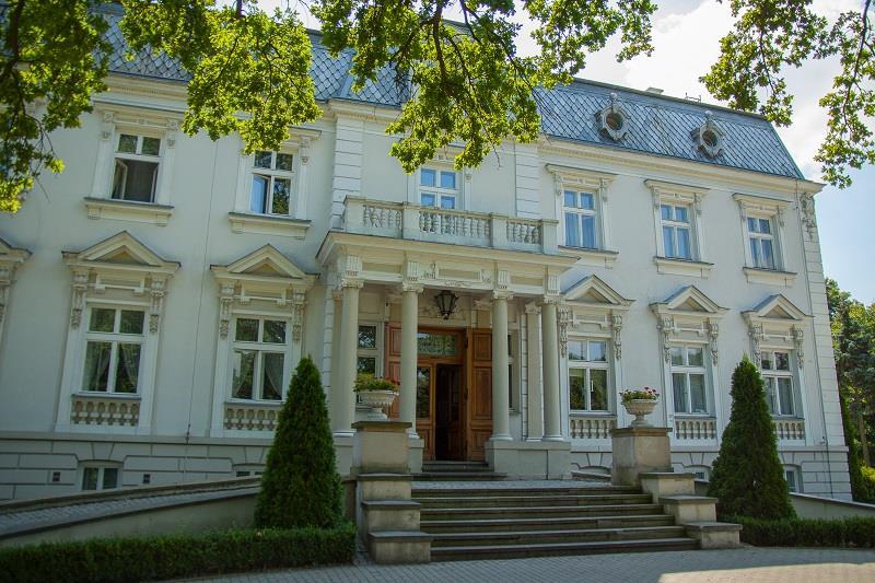 Pałac w Teresinie 1