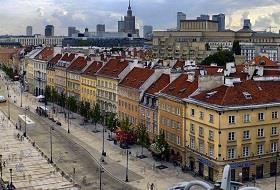 Ulica Krakowskie Przedmieście