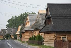 Wieś Chochołów