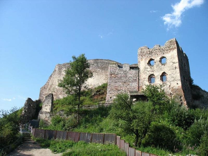 Zamek w Czorsztynie 2