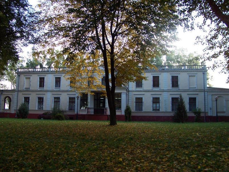 Pałac w Grabinie 1