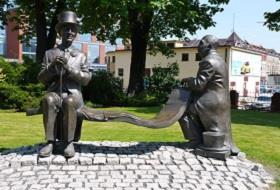Skwer Artystów w Opolu