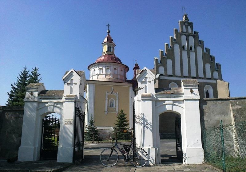 Świątynia w  Brzezinach 1