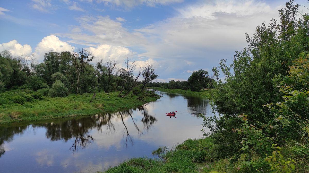 Spływy kajakowe Bugiem 2