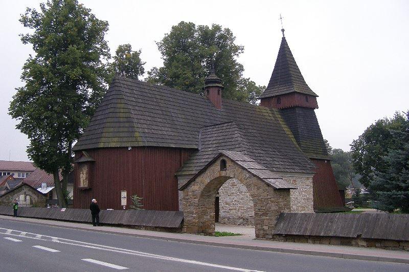 Kościół w Białce Tatrzańskiej 1