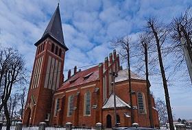 Kościół NMP w Ostródzie