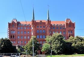 Czerwony Ratusz w Szczecinie