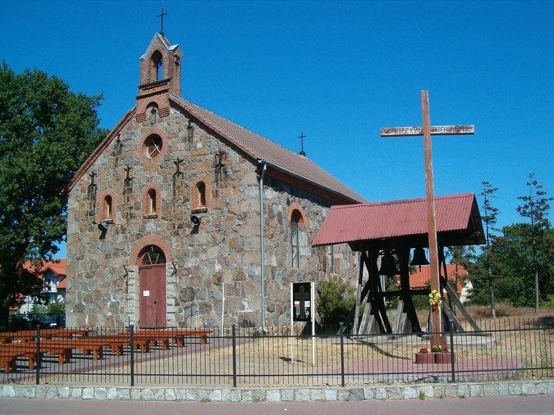 Kościół p.w. Św. Piotra i Pawła 1