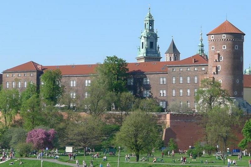 Zamek Królewski na Wawelu 1