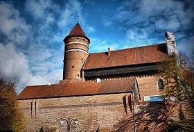 Zamek Krzyżacki w Olsztynie