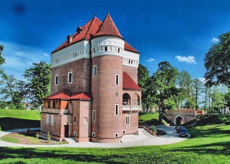 Zamek w Rzemieniu 1