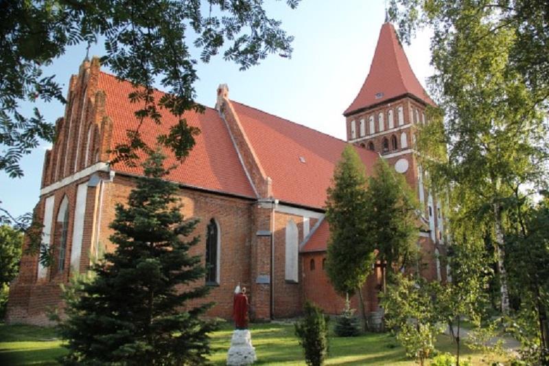 Kościół w Borecznie 1