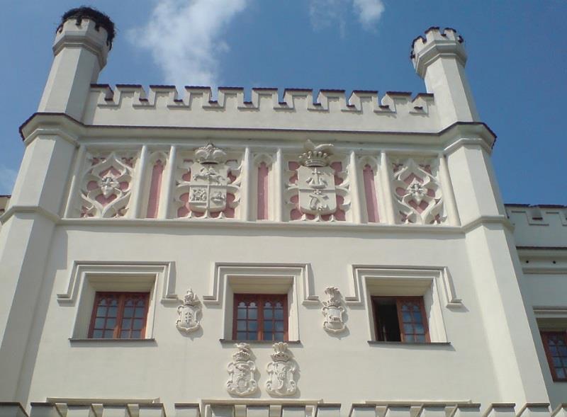 Pałac w Starejwsi 1