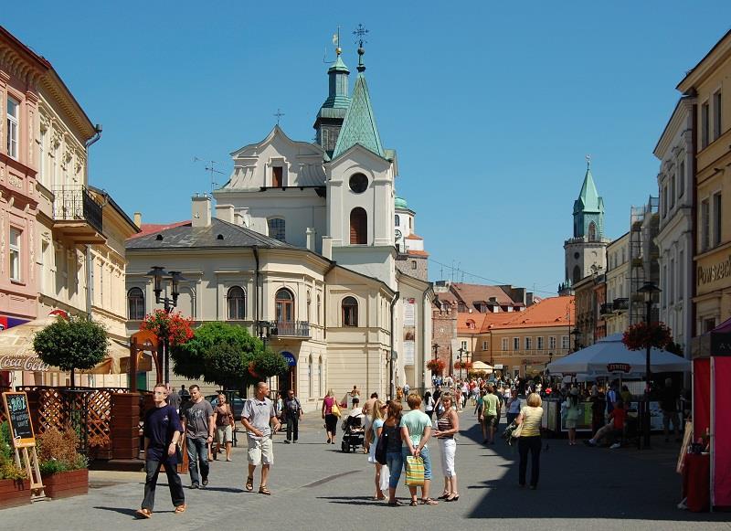 Krakowskie Przedmieście 1