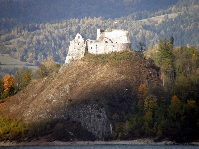 Zamek w Czorsztynie 3