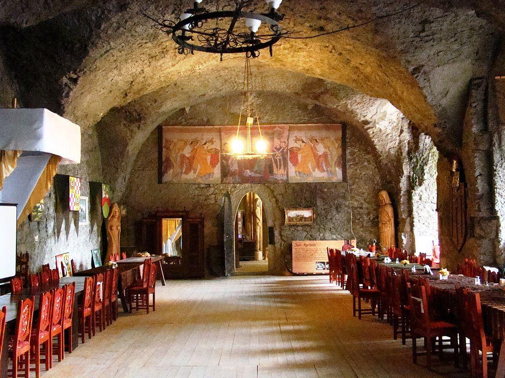 Zamek Grodziec 2