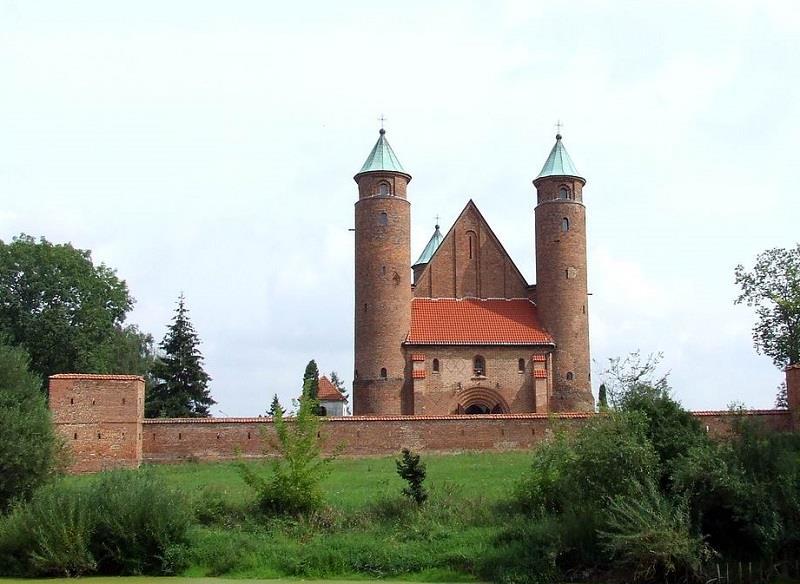 Kościół w Brochowie 1