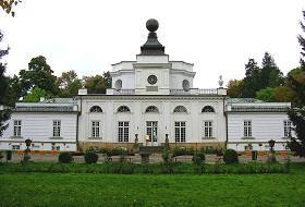Pałac w Jabłonnej