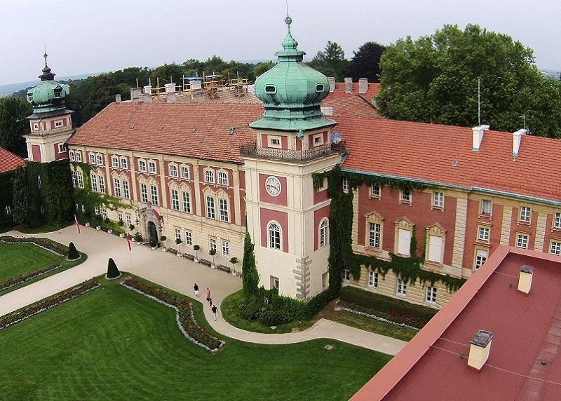 Pałac w Łańcucie 2