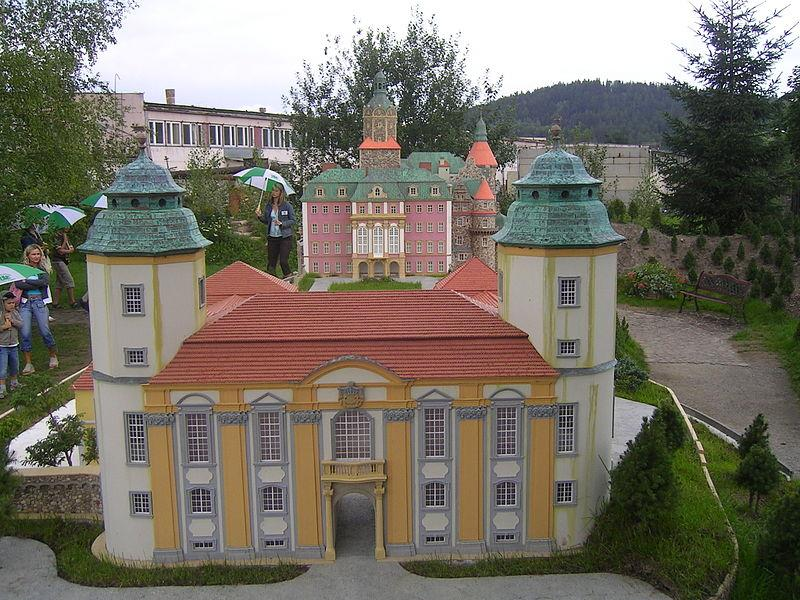 Park Miniatur Zabytków Dolnego Śląska 2