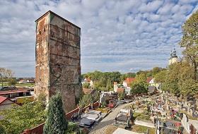 Wieża Wodna w Głogówku